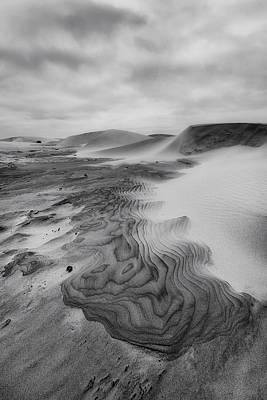 Agate Beach Oregon Photograph - Oregon Dune Wasteland 2 by Ryan Manuel