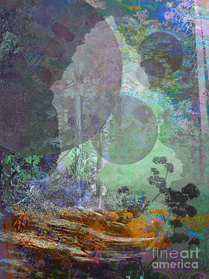 Other Worlds Digital Art - Other World by Robert Ball