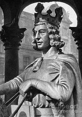 Otto I (912-973) Print by Granger