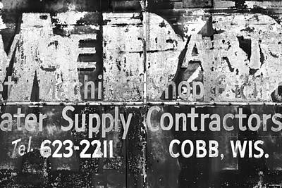 Cobb Photograph - Out Of Business by Todd Klassy