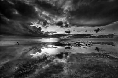 Out To Sea Original by Raung Binaia
