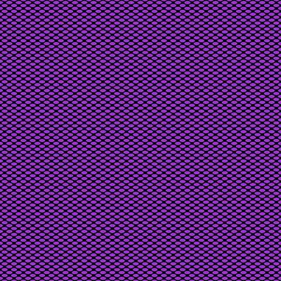 20x20 Digital Art - Oval Polka Dots In Black - Background 30-p0145 by Custom Home Fashions