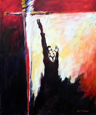Painting - Overcoming by David  Maynard
