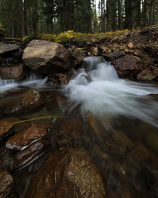 Ladnscape Photograph - Owl Creek by Jennifer Grover