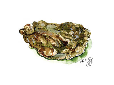 Oyster Original by Paul Gaj