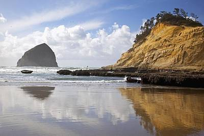 Photograph - Pacific City, Oregon, United States Of by Craig Tuttle