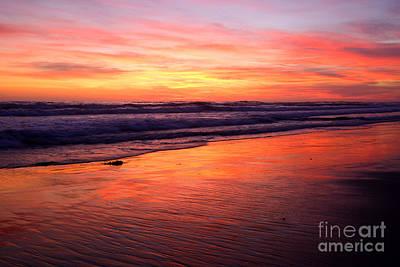 Coast Twilight   Print by John F Tsumas