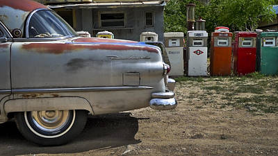 Skiphunt Photograph - Packard by Skip Hunt