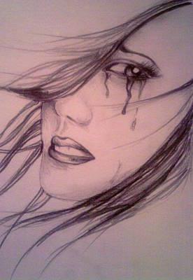 Pain Original by Aleksandra Savova