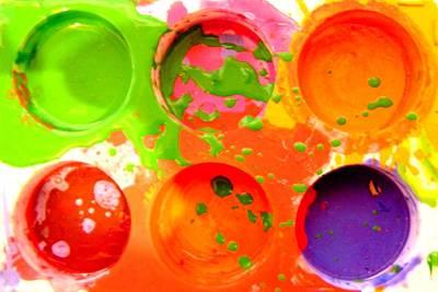 Palette Photograph - Palette by John  Nolan