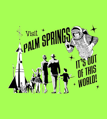Palm Springs Lime Original by Neo