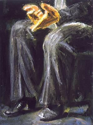 Clapping Painting - Palmero by LB Zaftig