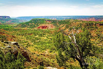 Palo Duro Canyon Print by Jon Burch Photography