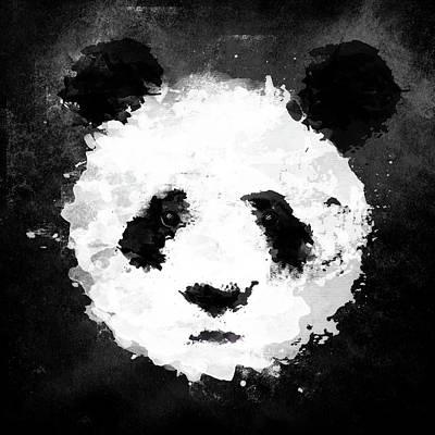 Panda Bear Photograph - Panda by Mark Rogan