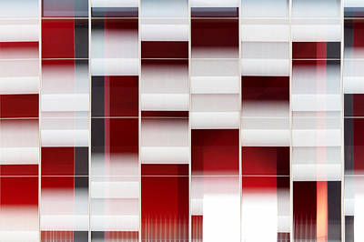 Grid Photograph - Panning On The Wind by Inna Blar