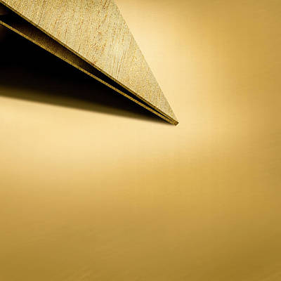 Airplane Photograph - Paper Airplanes Of Wood 7-3 by YoPedro
