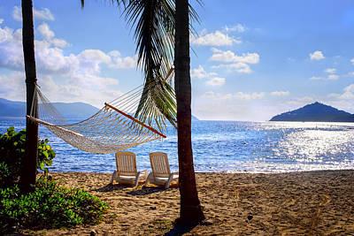 Paradise  Original by Camille Lopez