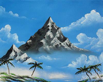 Painting - Paradise Lost  by Joseph Palotas