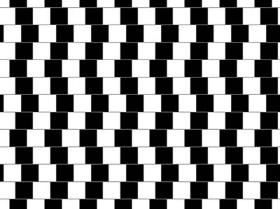Black And White Digital Art - Parallel Lines by Michael Tompsett