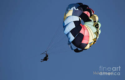 Parasailor Print by MaJoR Images