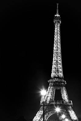 Paris Photograph - Paris Icon by Andrew Soundarajan