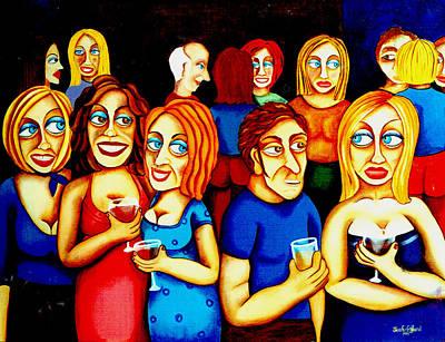 Party 1 Original by Jennifer England
