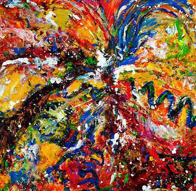 Color Burst Original by Rene Kronlage