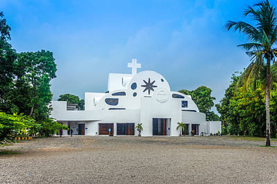 Parumala Church Print by Art Spectrum