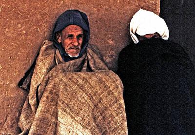 Islam Digital Art - Passing Time by Steve Harrington