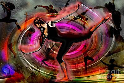 Passion Dance Original by Daniela Constantinescu