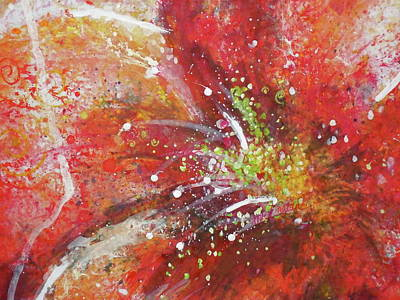 Painting - Passion by London England