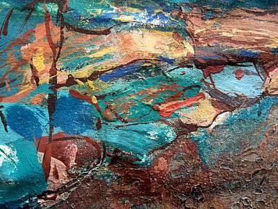 Pastello V Print by Emir Salkic