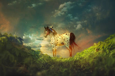 Dreamscape Mixed Media - Path Of Dreams by Georgiana Romanovna