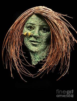 Portrait Sculpture - Patience by Adam Long