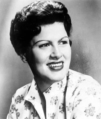 Photograph - Patsy Cline, C. 1960 by Everett