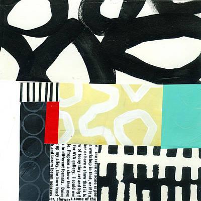 Pattern Grid #1 Original by Jane Davies