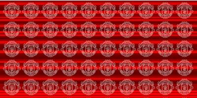 Sphere Digital Art - Pattern Manchester United by Alberto RuiZ