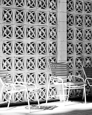 Lif Photograph - Pattern Recognition Palm Springs by William Dey