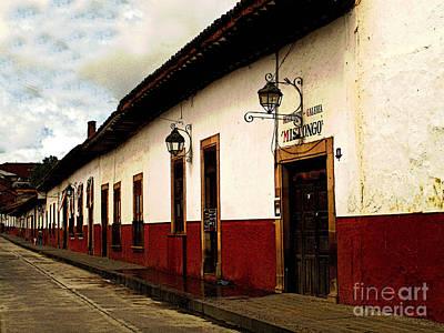 Patzcuaro Photograph - Patzcuaro Colors by Mexicolors Art Photography