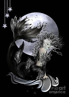 Pearl Digital Art - Pearl by Shanina Conway