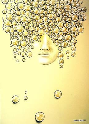 Pearls Of Wisdom Original by Paulo Zerbato