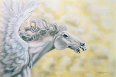 Pegasus Original by Wayne Pruse