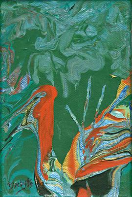 Pelican Pride Original by Donna Blackhall