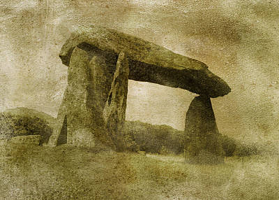 Pentre Ifan Print by The Rambler