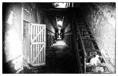 Prison Perdition Print by John Rizzuto