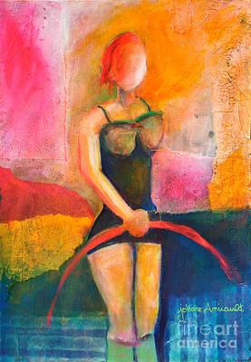 Performing Print by Johane Amirault