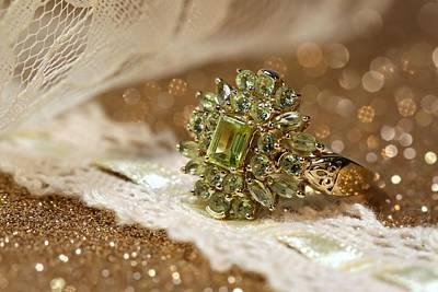 Peridot Photograph - Peridot by Gary Yost