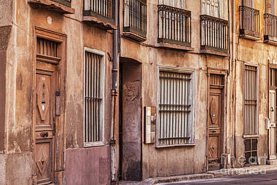 Languedoc Photograph - Perpignan France by Colin and Linda McKie