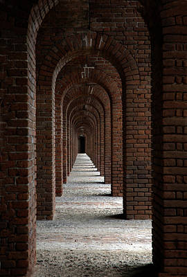 Perspectives Print by Susanne Van Hulst