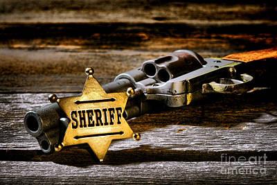 Law Enforcement Photograph - Persuasion by Olivier Le Queinec